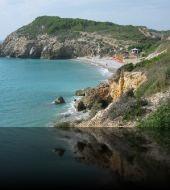 Берег Средиземного моря в  Испании 0